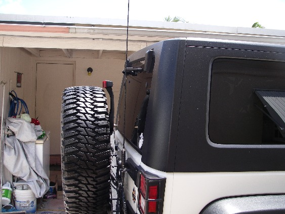 I Ruined My Antenna Base Oem Generic Replacement 2031865 in addition 18542243 Cb Radios For Jeeps together with Here Where You Should Mount Your Cb Ham Antennas Your Jeep 227276 also Dallas 20Cowboys also 96080 401 07. on tj radio antenna