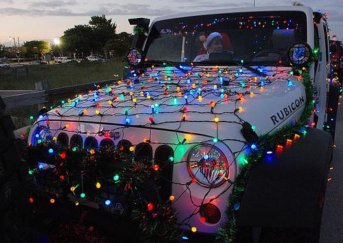Christmas Light Mounting Jeepforum Com